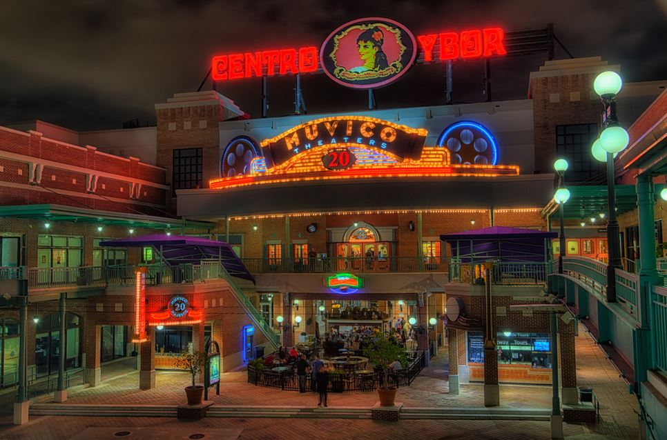 Centro Ybor Downtown Tampa